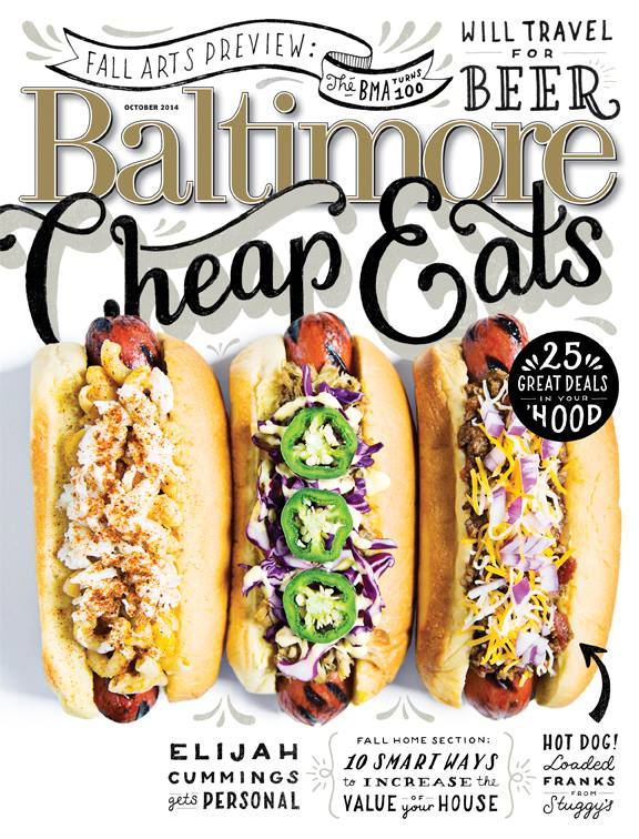 baltimore cheap eats fb page