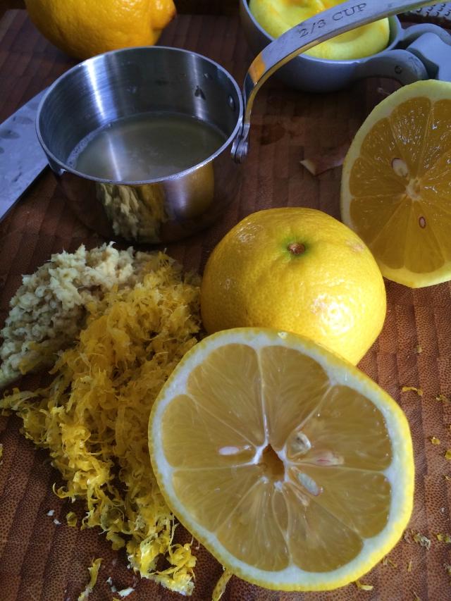 Lemon Ginger Nausea Busting Gummies The Ruby Kitchen
