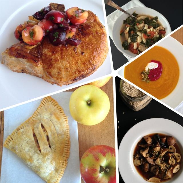 3 Soups & Meals