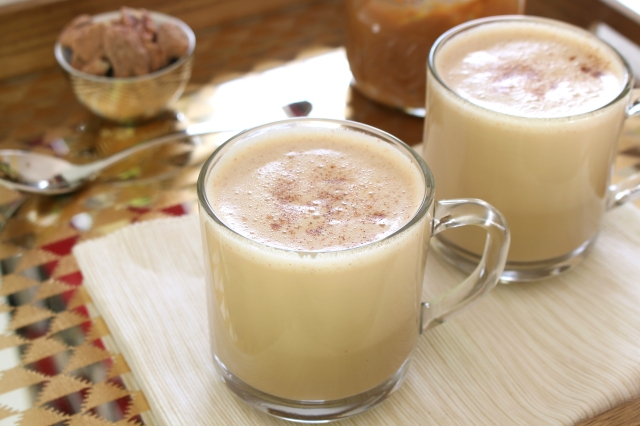 Spicy Dulce de Leche Drink from The Ruby Kitchen