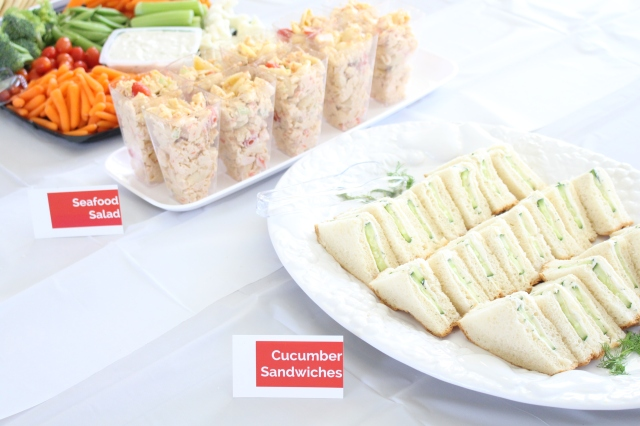 Sprinkle Baby Shower from The Ruby Kitchen