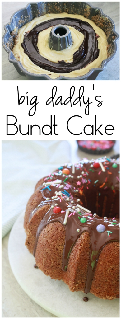 Big Daddy's Bundt Cake from The Ruby Kitchen