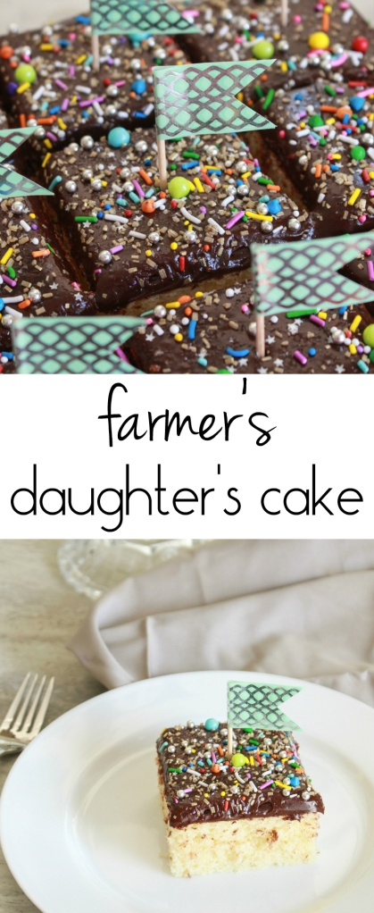 Farmer's Daughter's Cake from The Ruby Kitchen