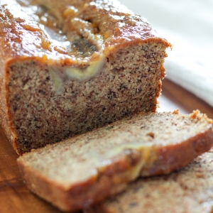 Banana loaf the ruby kitchen ingredients 2 ripe bananas forumfinder Gallery