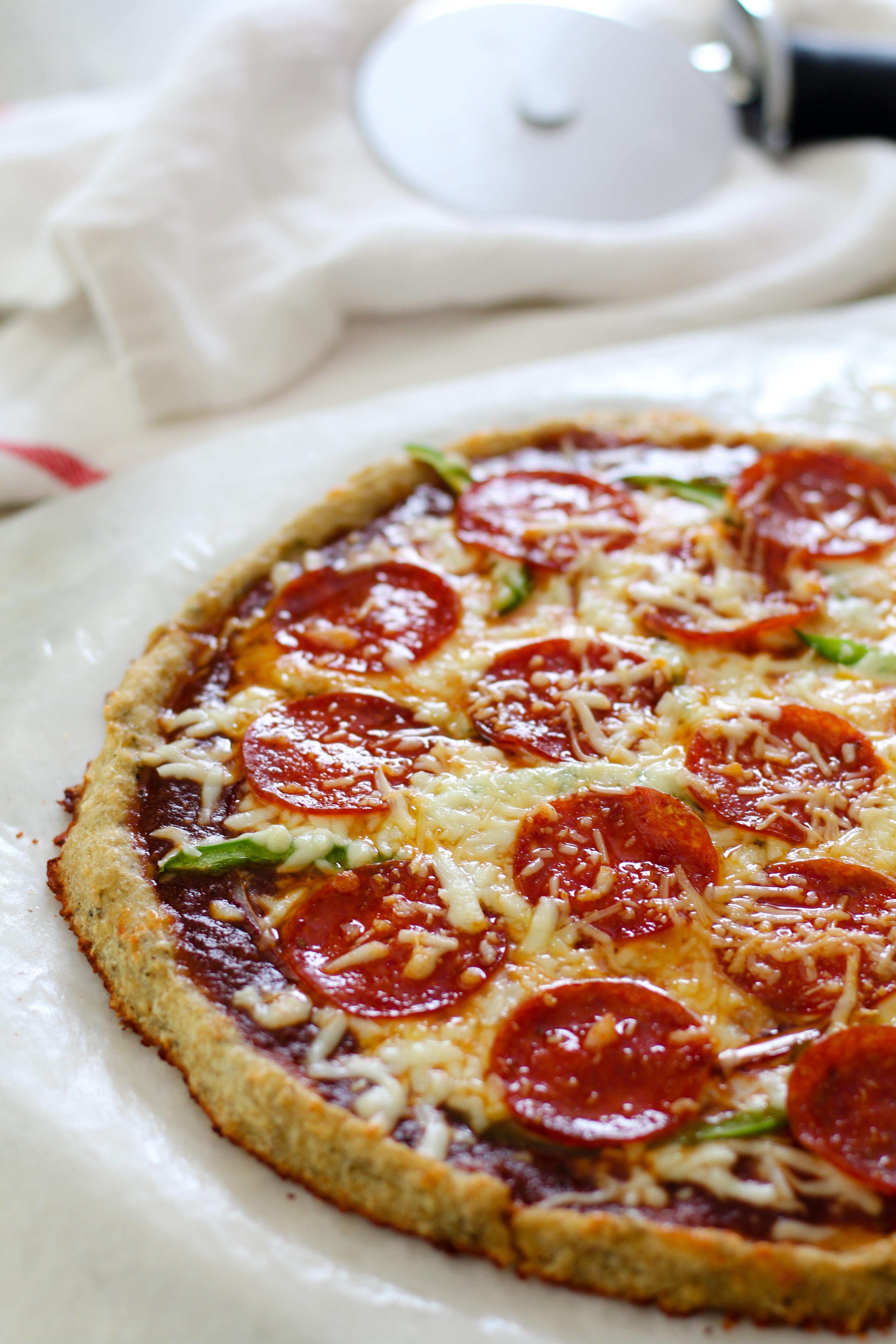 chicken crust pizza the ruby kitchen